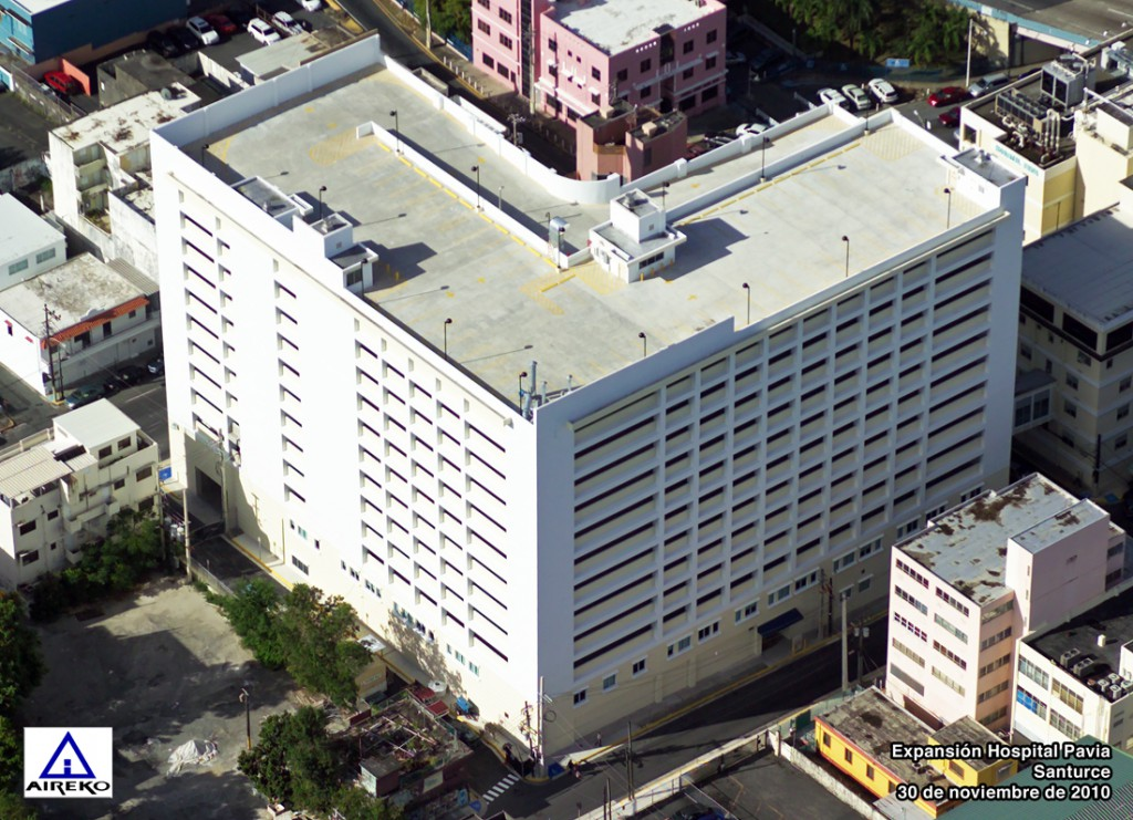 Pavía Hospital Expansion