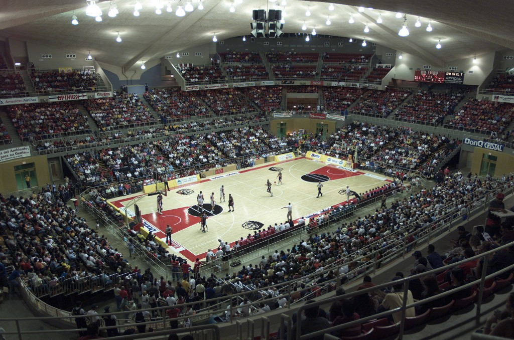 Coliseo Pachin Vicens