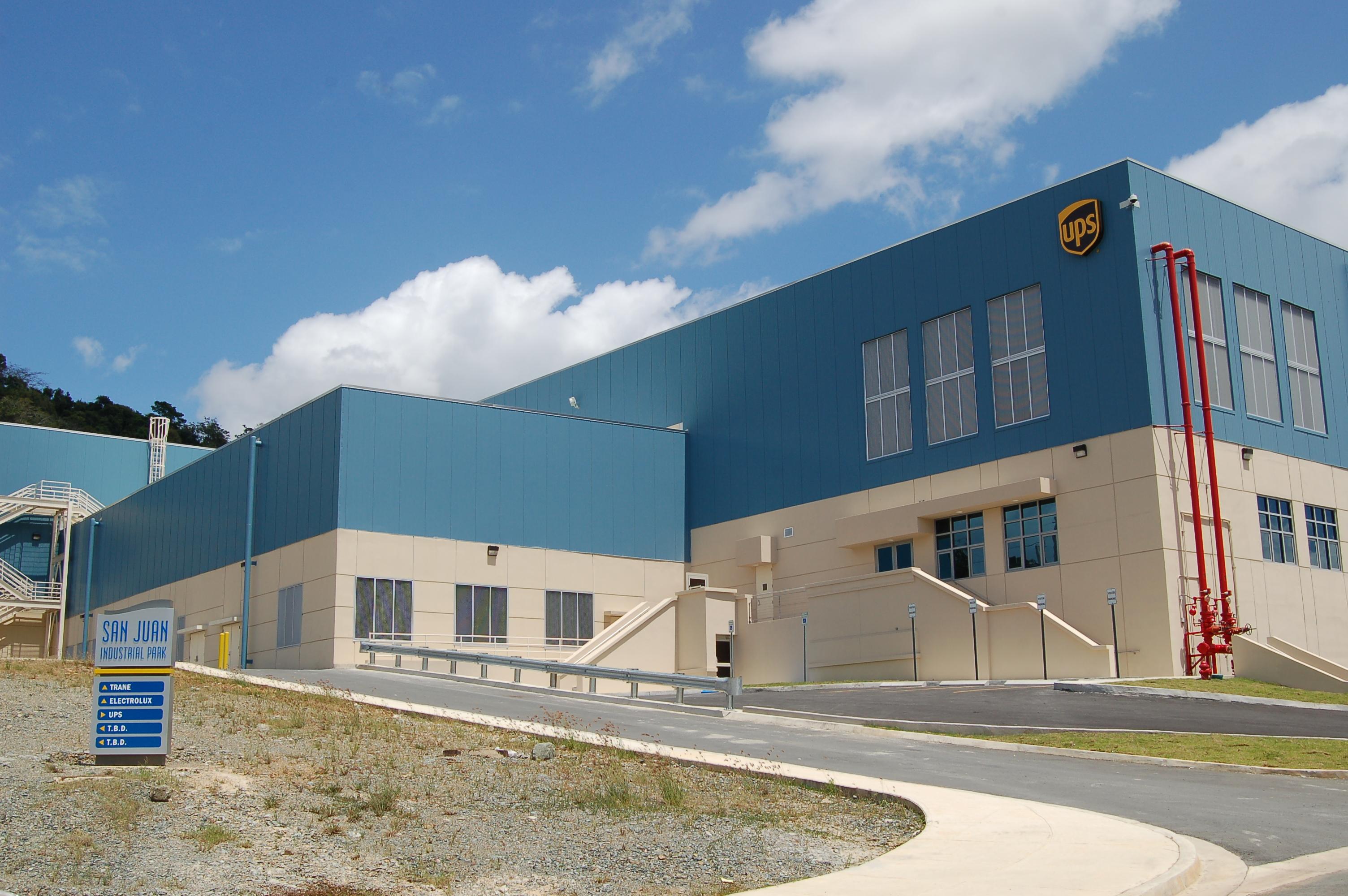 V Suárez Real Estate Group: San Juan Industrial Park | AIREKO