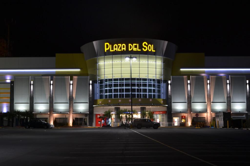 DDR Plaza del Sol Entrance